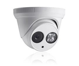 1080pCMOS-ICR红外防水半球型数字摄像机